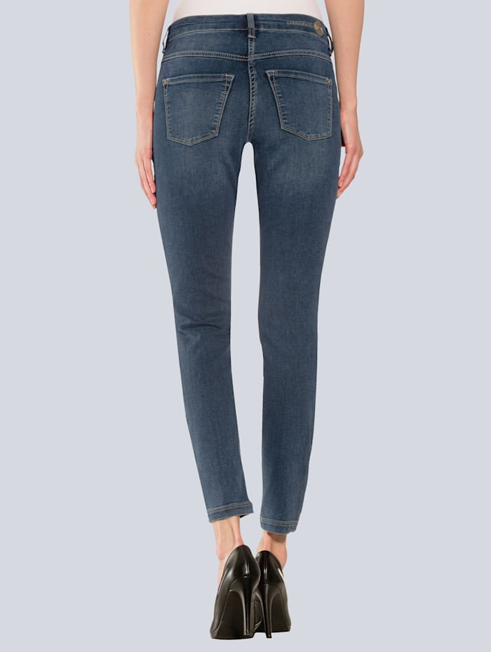 Röhrenjeans 'Dream Skinny' mit Shaping-Effekt