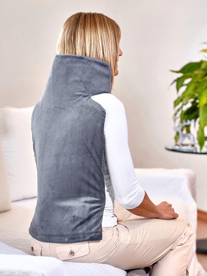 Promed Nacken-Rückenheizkissen, grau