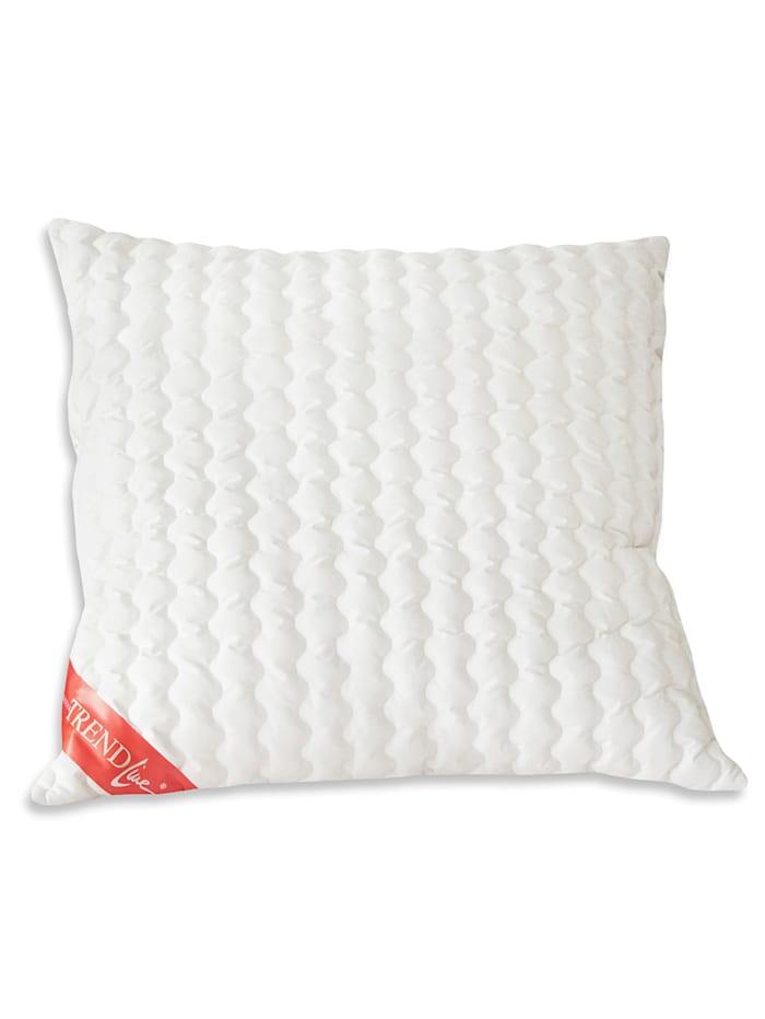 Badenia Faser Bettenprogramm Trendline 'Basic', Weiß