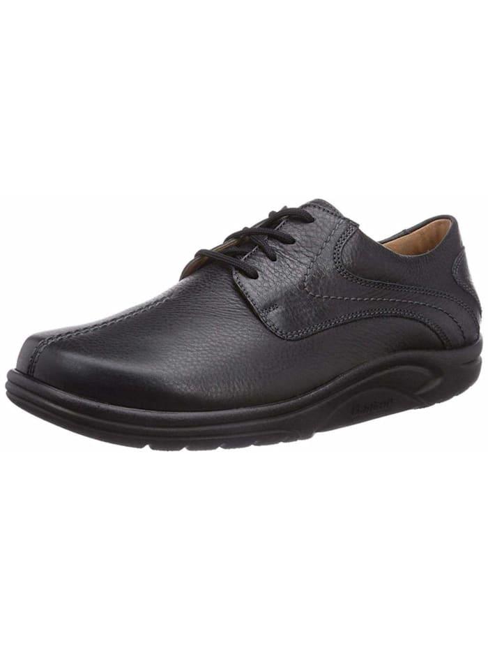 Ganter Schnürschuhe, schwarz