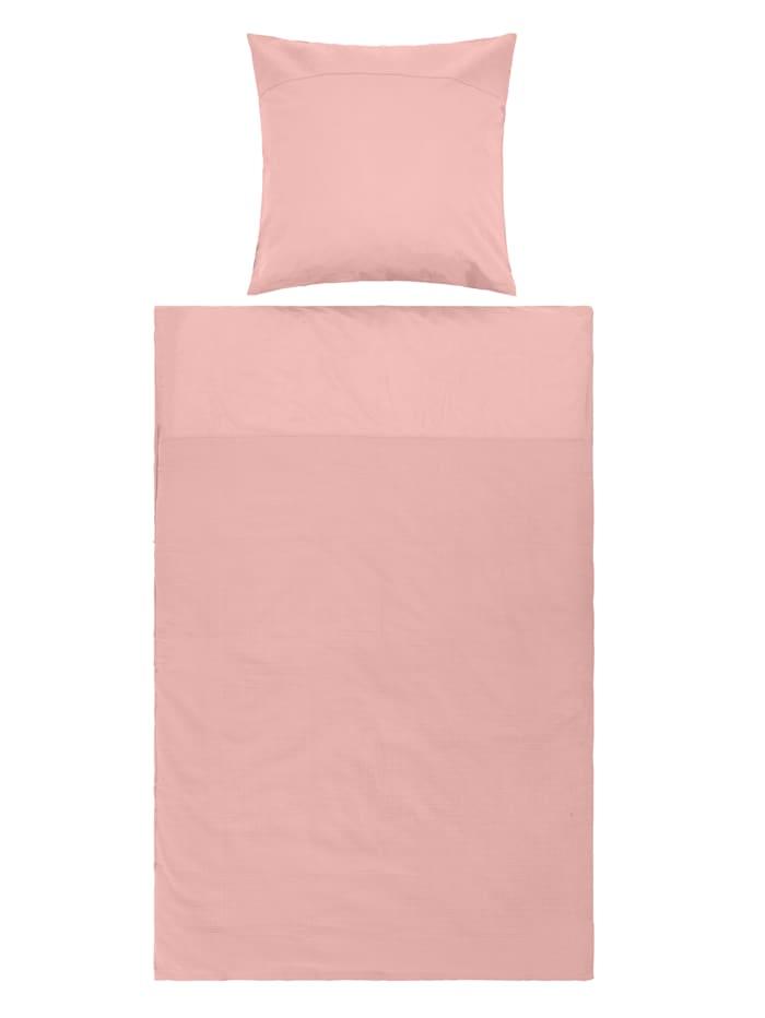 Ekkelboom Bettwäsche, rosa