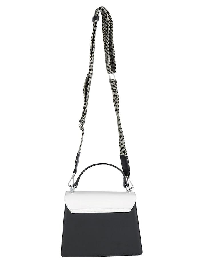 Handtasche in schöner Farbkombi