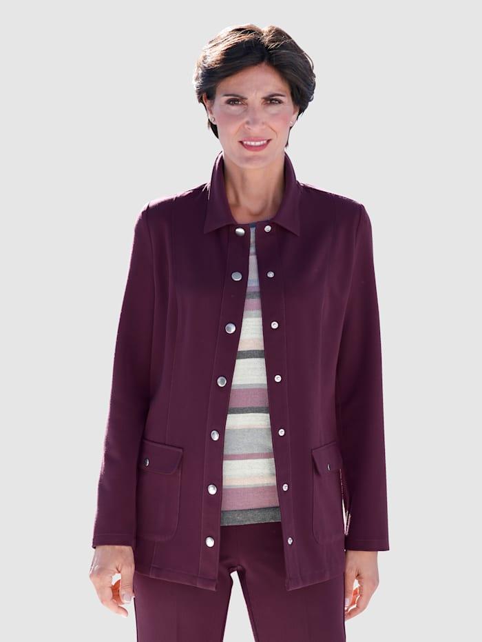 Paola Jacket Premium-quality, Berry