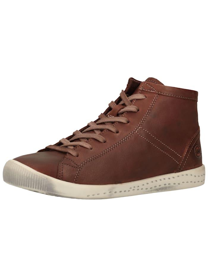 Softinos Softinos Sneaker, Cognac