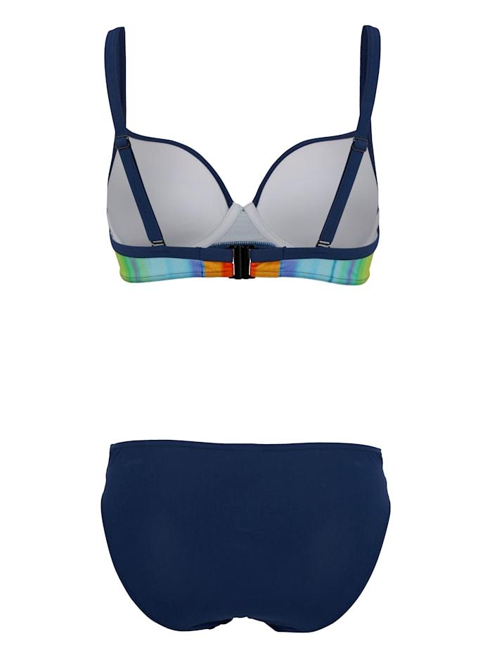 Bikini aux couleurs estivales