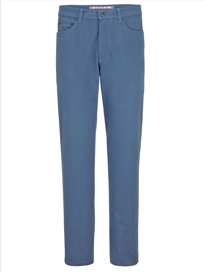 BABISTA Hose bügelleicht & formbeständig, Blau