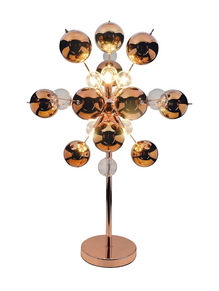 Näve Tischleuchte 'Explosion Copper', Kupfer