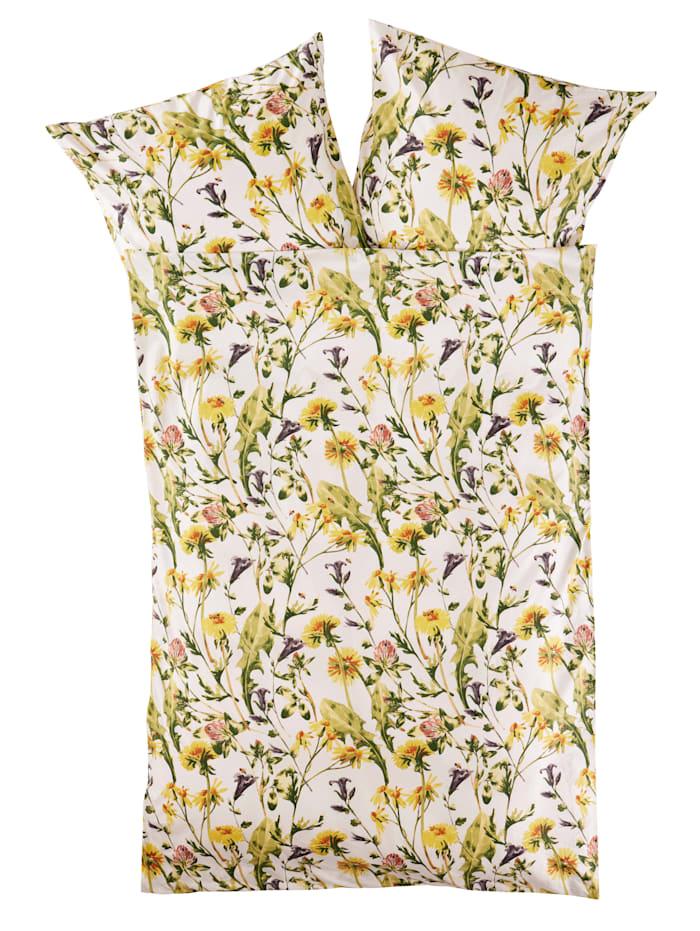 Hahn Renforce ložní prádlo 'Maja' 2-d., žlutá