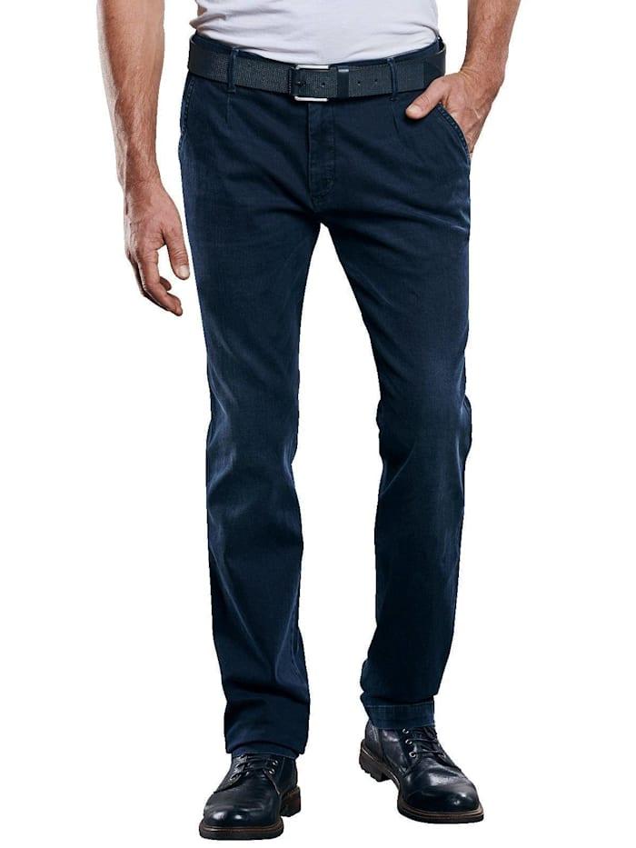 Engbers Jeans regular, Saphirblau