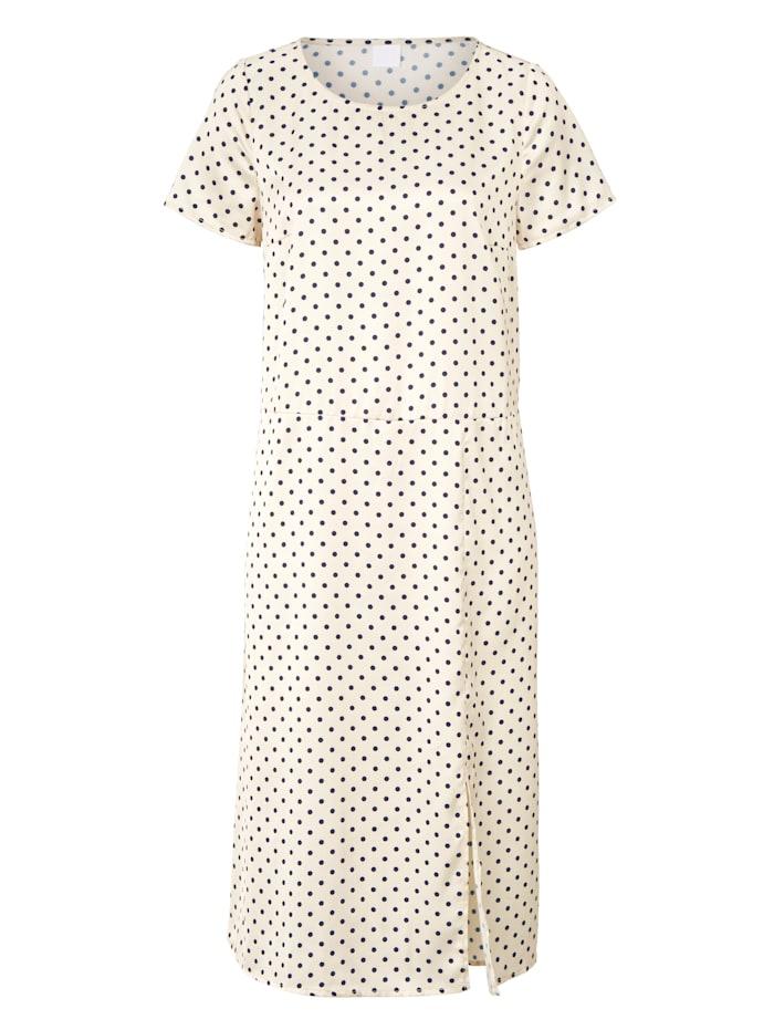 REKEN MAAR Kleid, Off-white