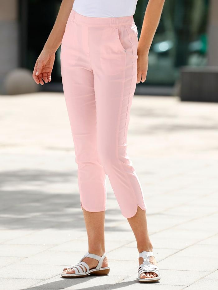Paola Broek in Lotta Slim model, Lichtroze