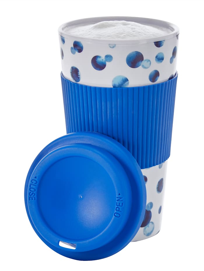 Coffee To Go Becher, Multicolor
