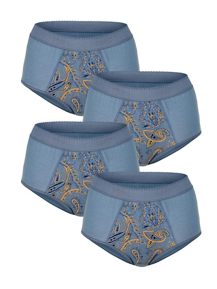 Taillenslip mit Bauchweg-Funktion 4er Pack
