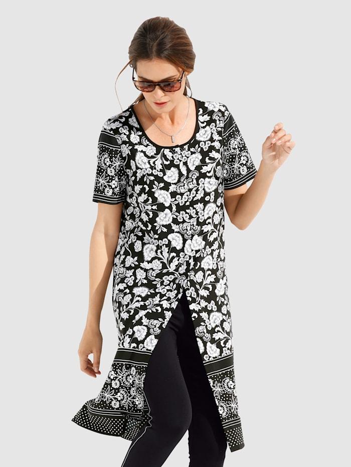 Tunikatyylinen paitamekko