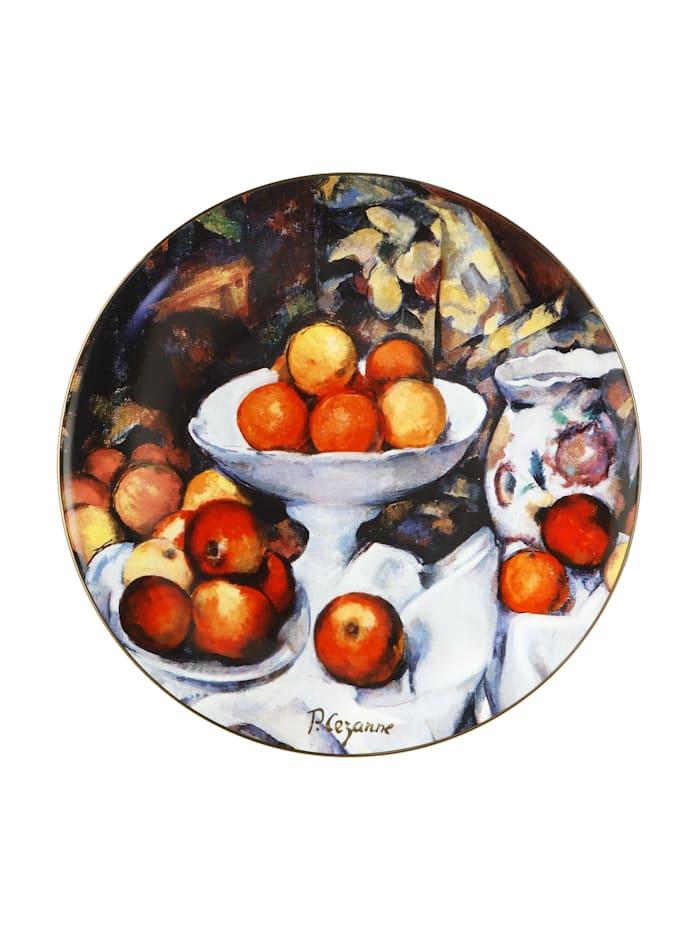"""Goebel Goebel Wandteller Paul Cézanne - """"Stillleben I"""", Cézanne - Stillleben"""