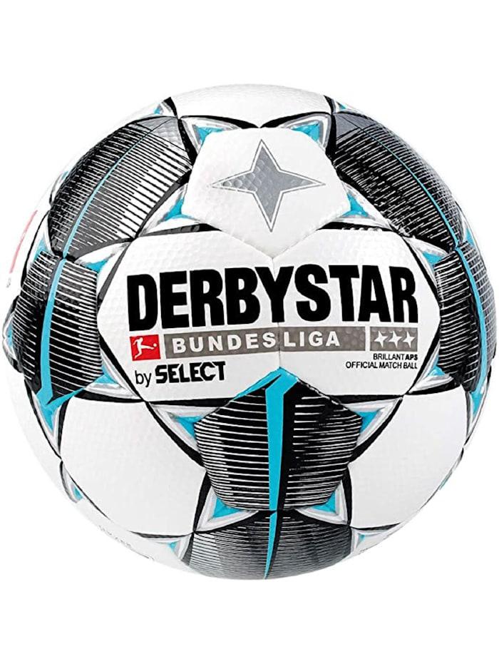 Derbystar Derbystar Fußball Bundesliga 19/20 APS, Weiß
