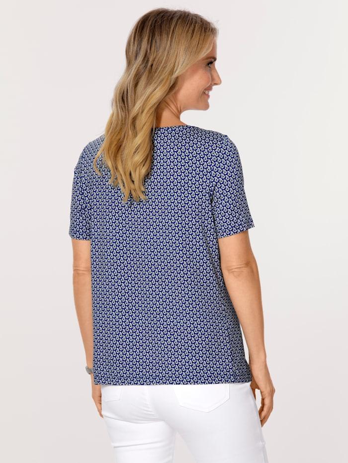 Pienikuvioinen paita