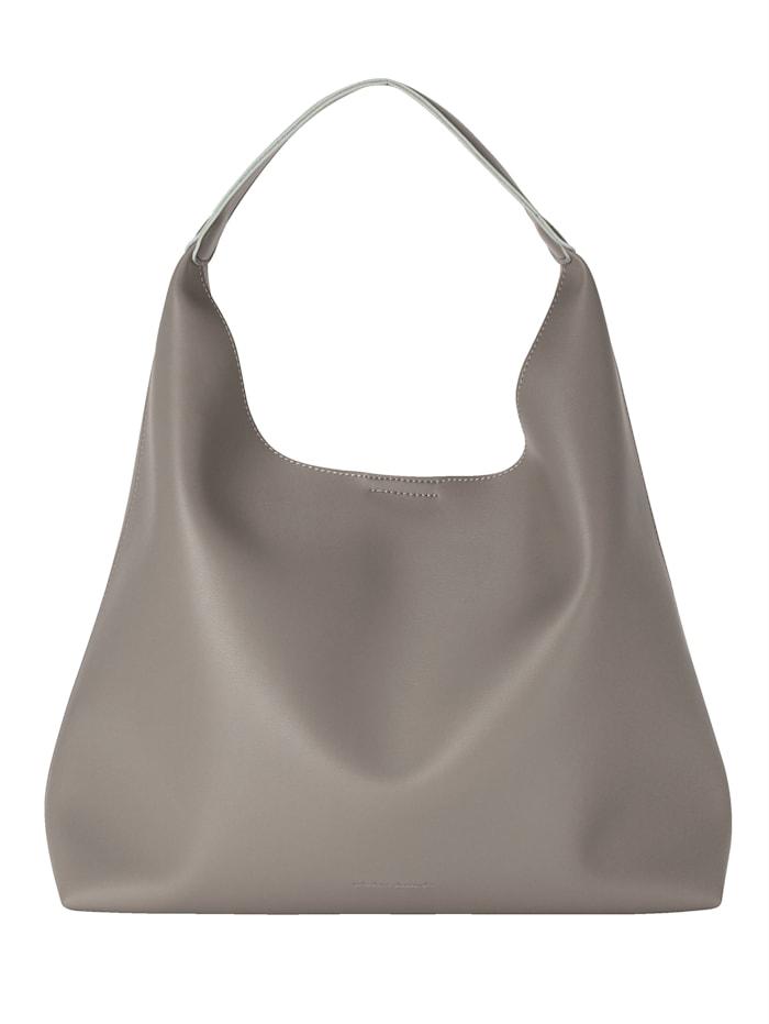 Collezione Alessandro Shopper taška vnútorne vrecko 2-dielna, Kamenná