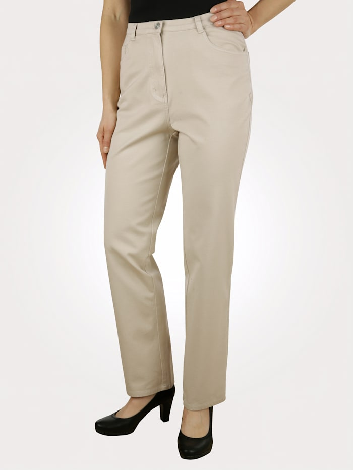 Paola Jeans Maria, Beige