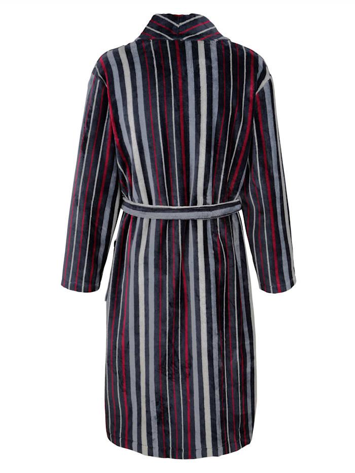 Robe de chambre Matière en velours éponge de qualité