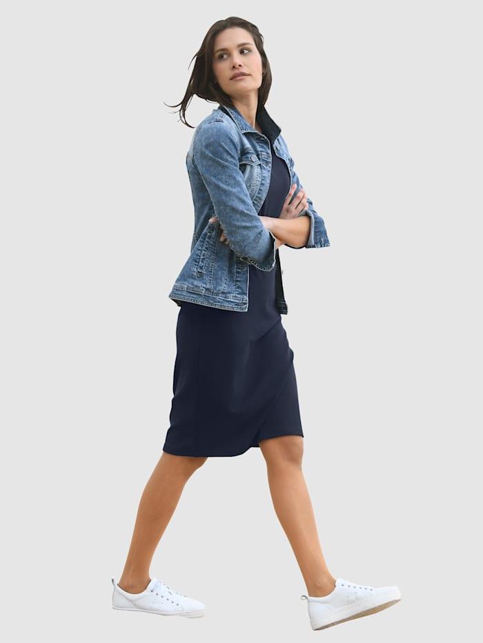 Jeansjacke in schöner Waschung