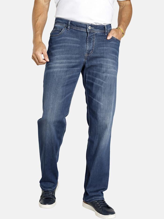 Jan Vanderstorm Jeans WICKI, blau