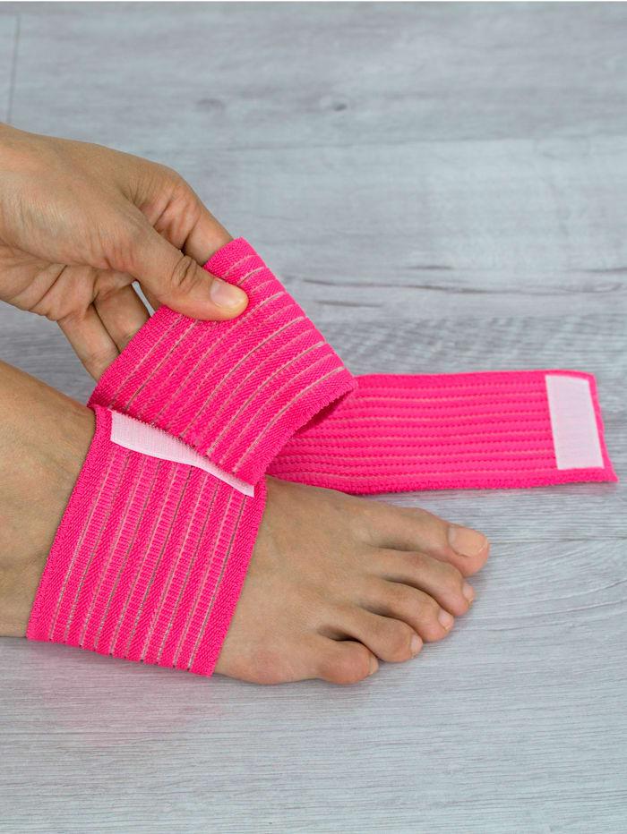 Hydas Universele bandages per 2 stuks, roze