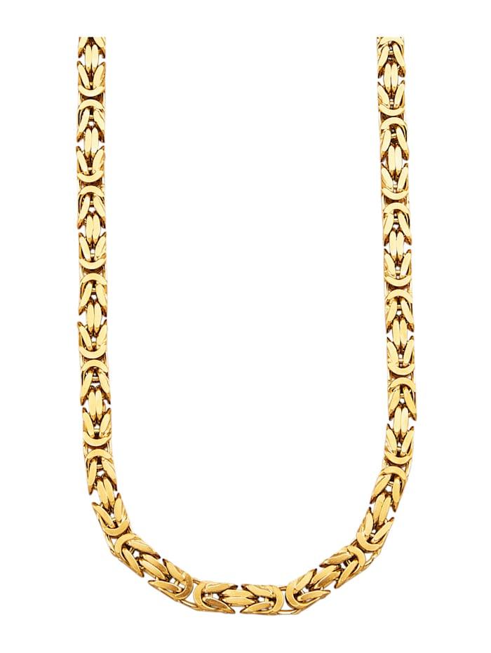 Giulia Königskette, Gelbgoldfarben