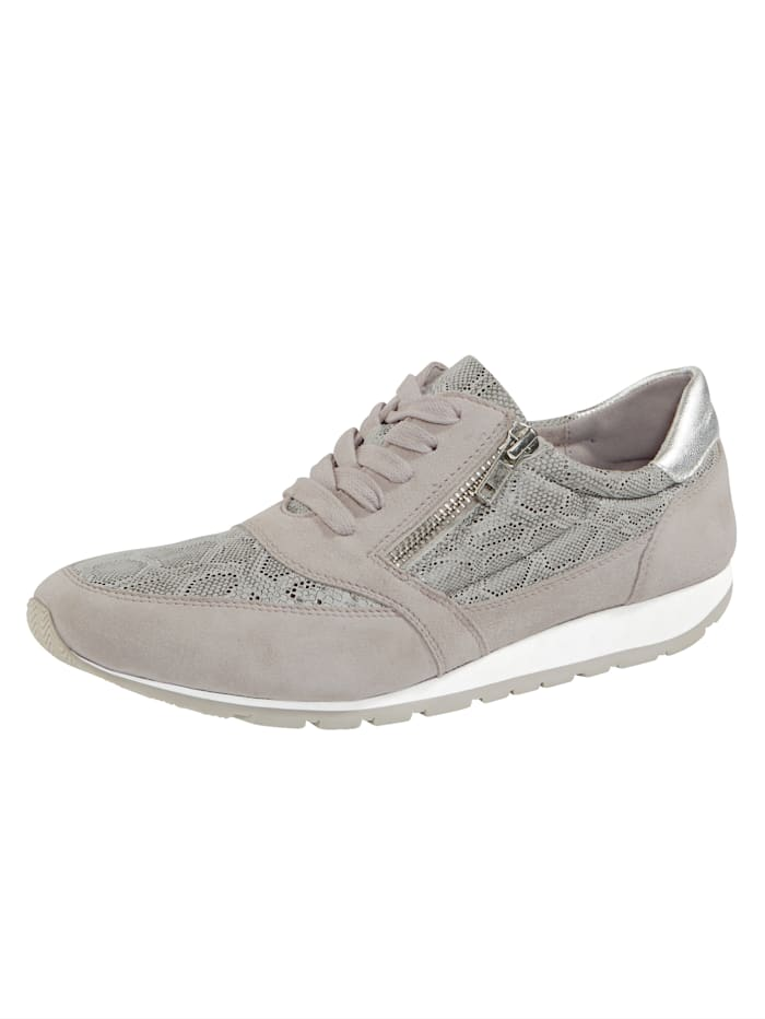 MONA Lace-up shoes, Grey
