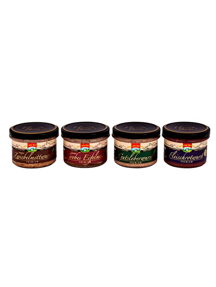 Eifeler Fleischwaren Eifel Premium Wurstpaket, keine Farbbezeichnung