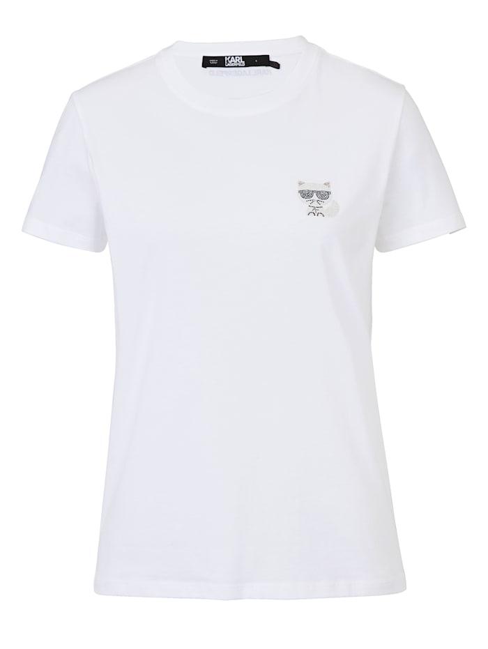 Karl Lagerfeld T-Shirt, Off-white