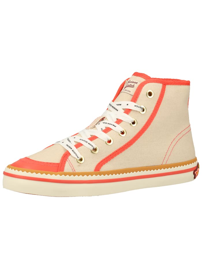 SCOTCH & SODA SCOTCH & SODA Sneaker, Grau/Coral
