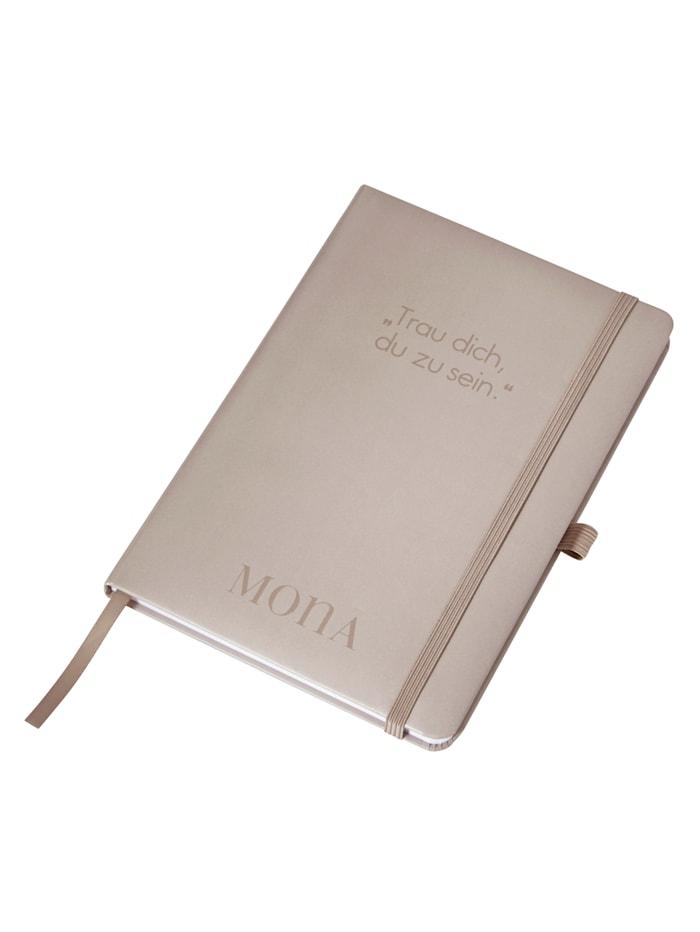 Tagebuch, Beige