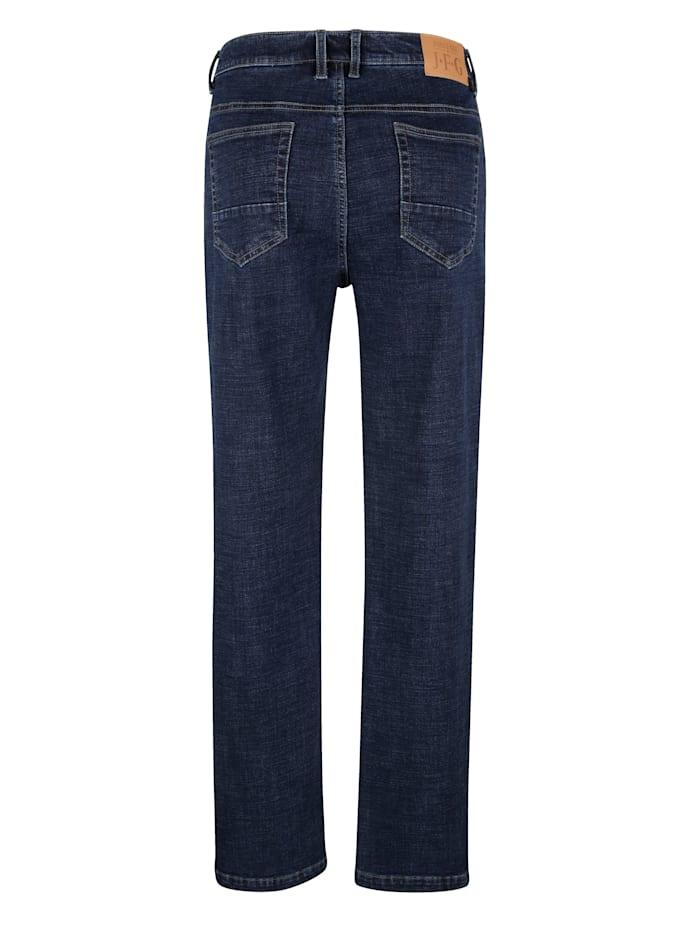5-Pocket Jeans mit Elasthan