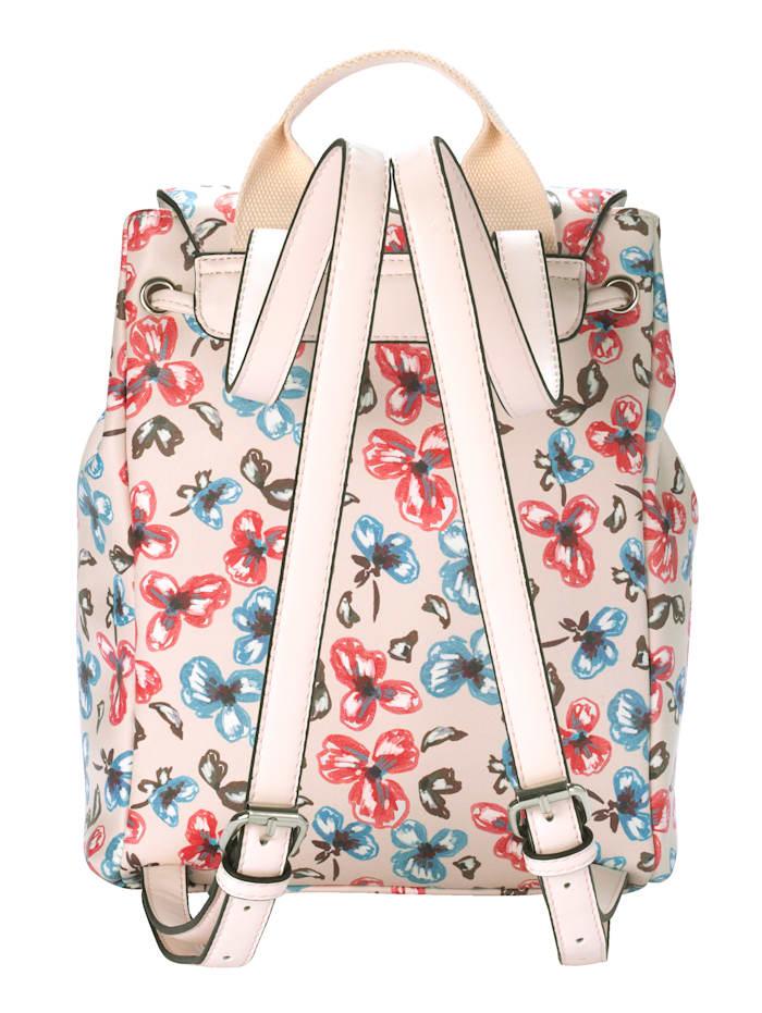 Ryggsäck med snyggt mönster