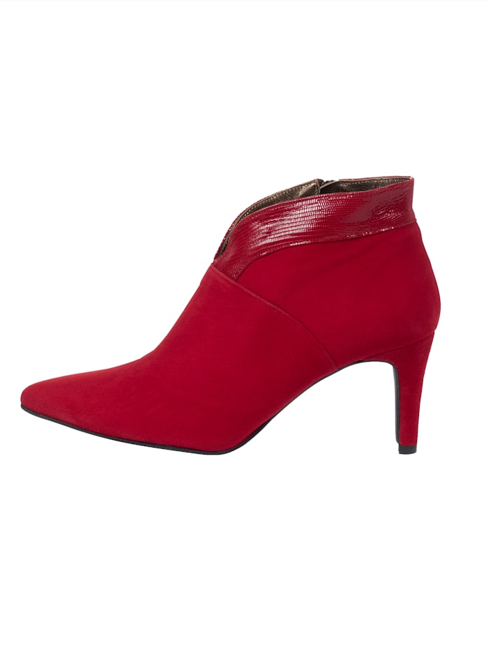 SIENNA Bottines, Rouge