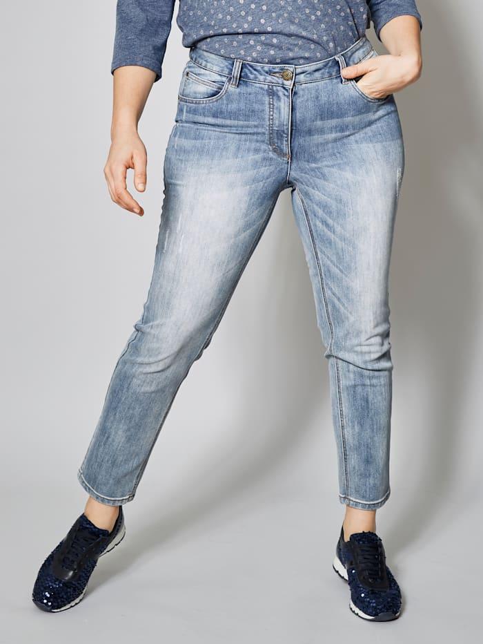 Janet & Joyce Jeans, Blå