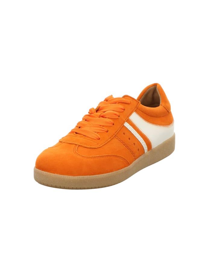 Gabor Schnürschuhe, orange