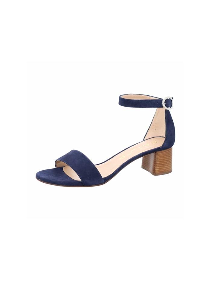 Unisa Sandalen/Sandaletten, blau