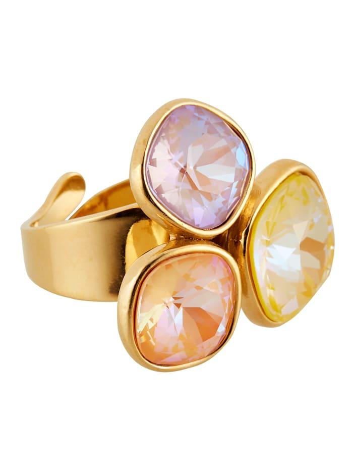 STILOMIO Ring, Apricot