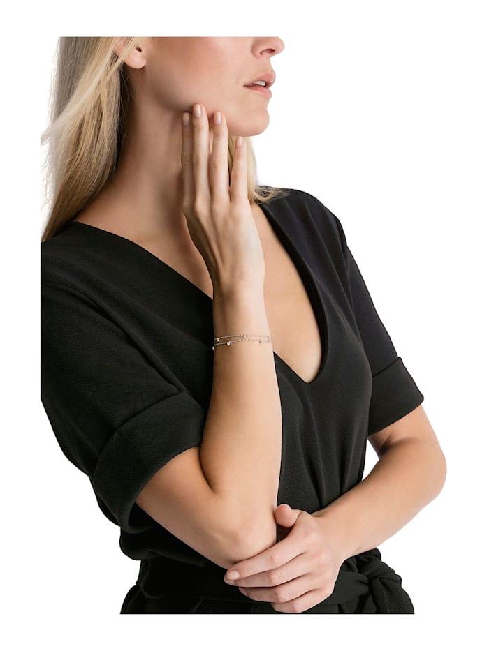 CHRIST Diamonds CHRIST Diamonds Damen Armband 585er Weißgold 5 Diamant | Klingel