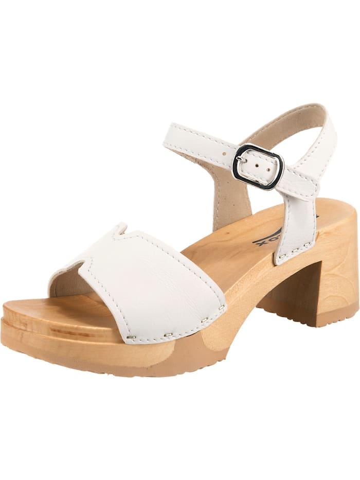 Softclox Hanny Klassische Sandaletten, weiß