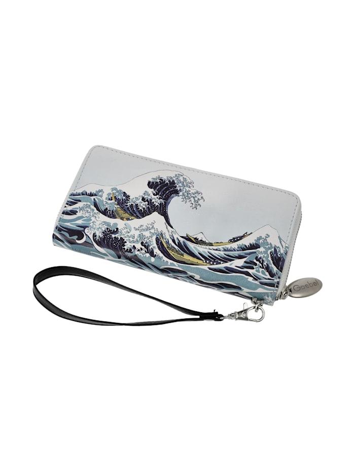"Goebel Goebel Portmonnaie Katsushika Hokusai - ""Die Welle"", Hokusai - Welle"