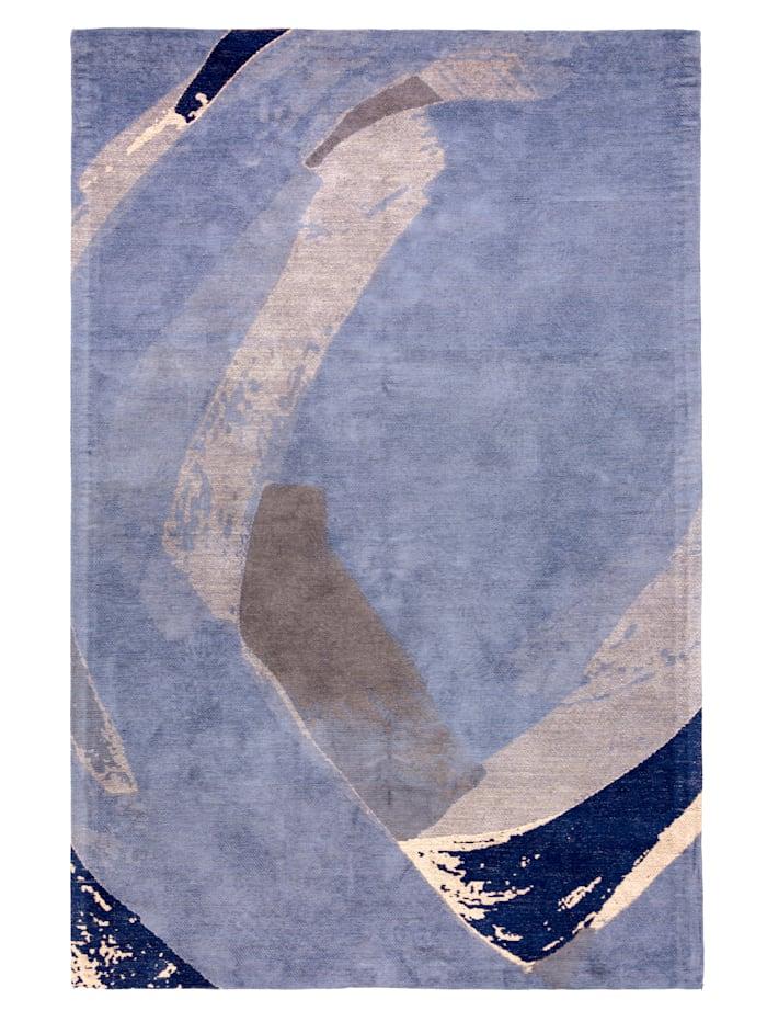 IMPRESSIONEN living Teppich, Blau
