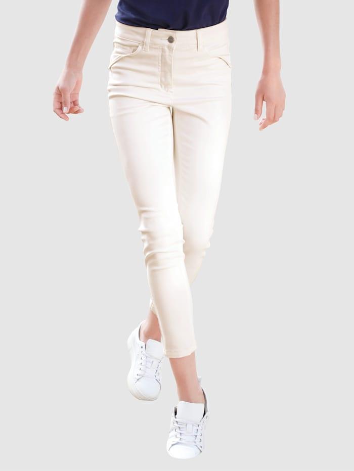 Dress In Jeans in smal model, Offwhite