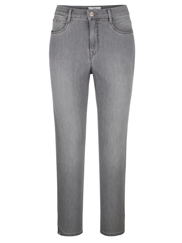 BRAX Jeans 'Mary S' in klassischer Form, Grey