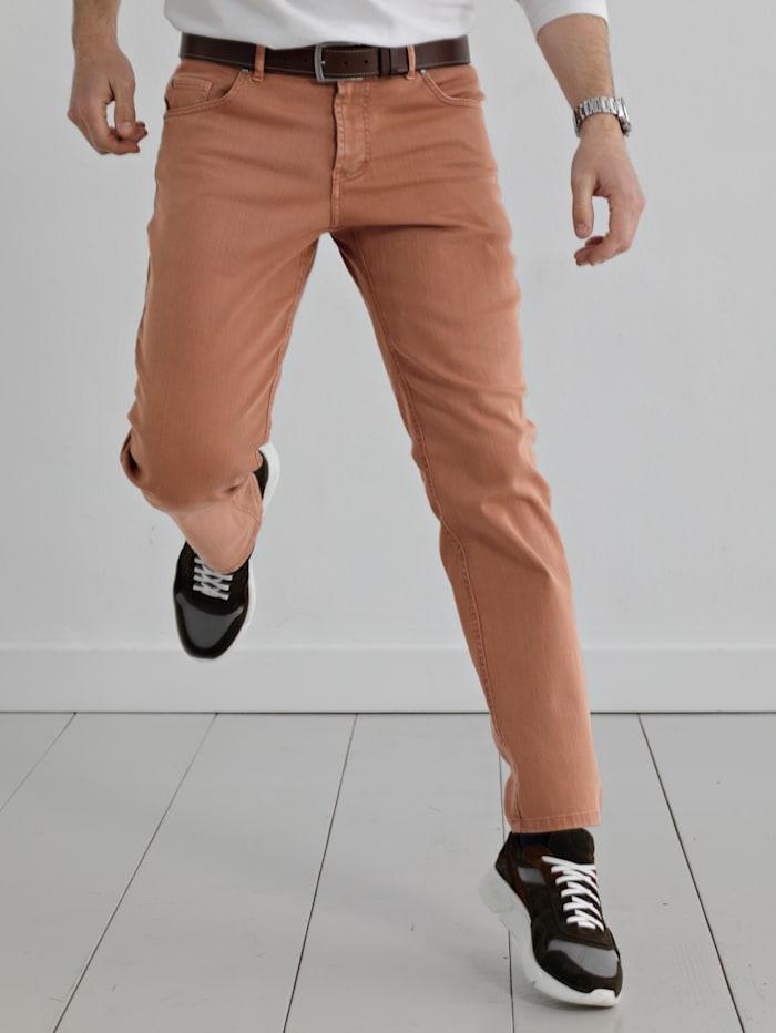 BABISTA Hose im Used-Look, Orange