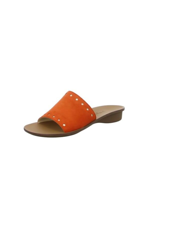 Paul Green Pantoletten, orange