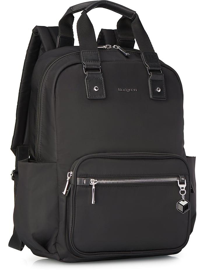 Hedgren Charm Business Rubia M Rucksack 37 cm Laptopfach, black