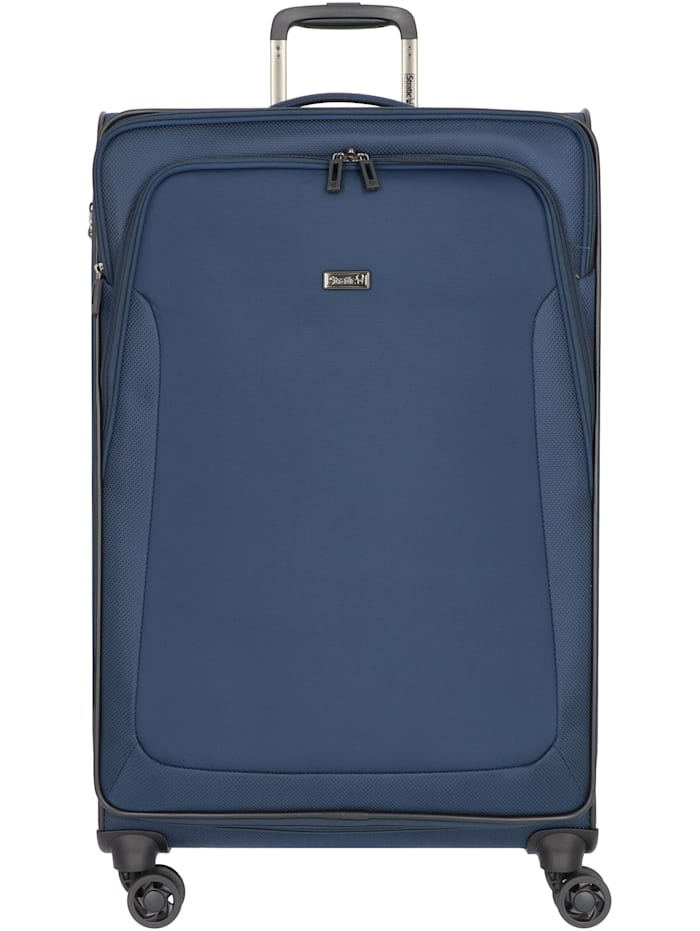 Stratic Trapez 4-Rollen Trolley 80 cm, blue